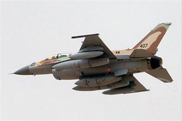 Israeli jets strike two Hamas sites