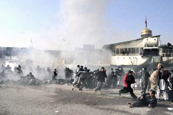 IMF, UN officials among 21 killed in Kabul