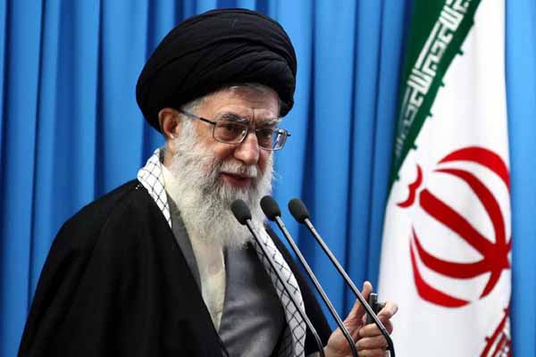 'US seeks regime change in Iran', says Khamenei