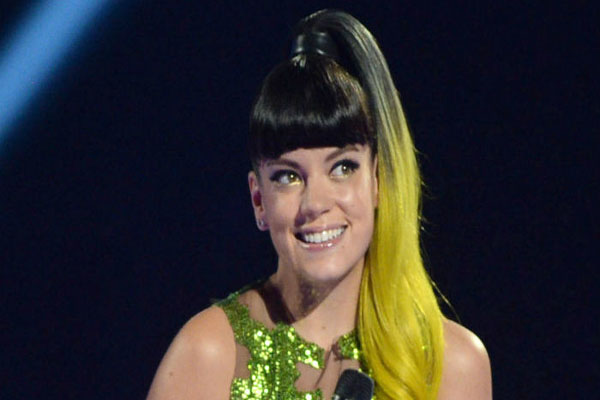 Lily Allen Admits 'Little Nod' To Kanye West With New Album