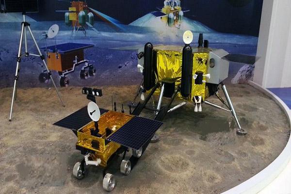 China to launch Chang'e-3 lunar probe