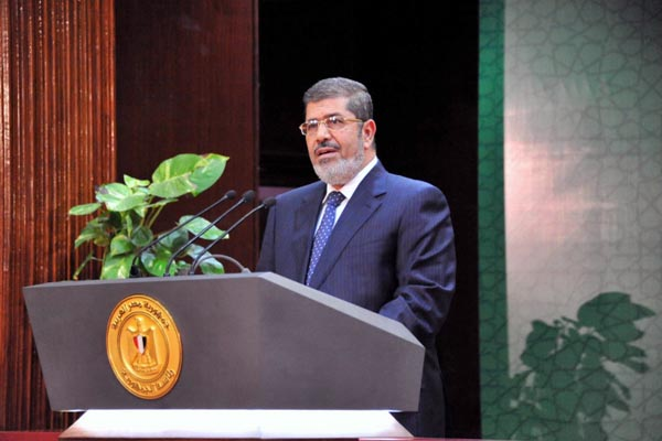 Mohamed Morsi likely to go to same prison as Mubarak