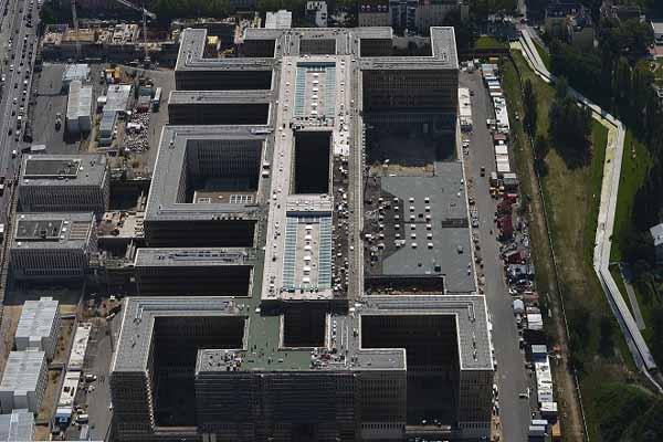 Mossad reveals list of secret allies