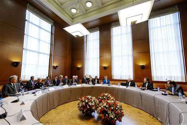 Next round of nuclear talks on Nov 7-8