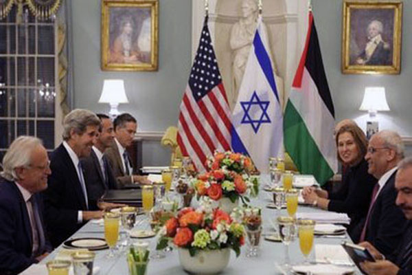 Israel, Palestinians hold 3rd round of talks