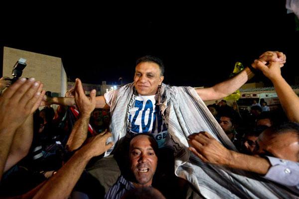 Israel freed 26 Palestinian prisoners