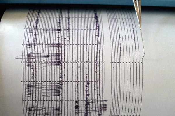 Quake of 6,4 magnitude in Mediterranean Sea