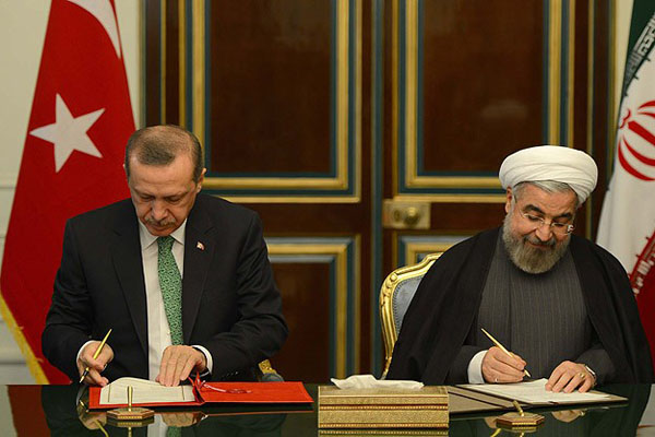 Turkey and Iran to establish high level cooperation council