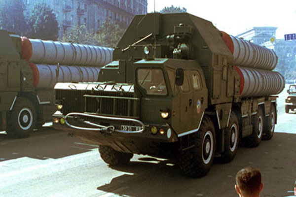Russia will send S-300 missile system to Kazakhstan