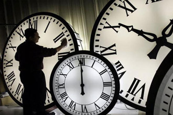 Daylight Saving Time to end on Oct. 27