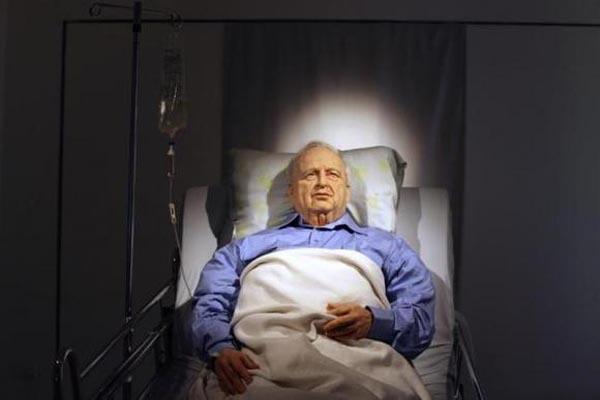 Ariel Sharon dead