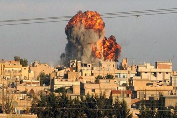 Car bomb kills 40 in northwest Syria