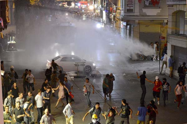 Gezi Park indictment seeks up to 58 years for 36 suspects