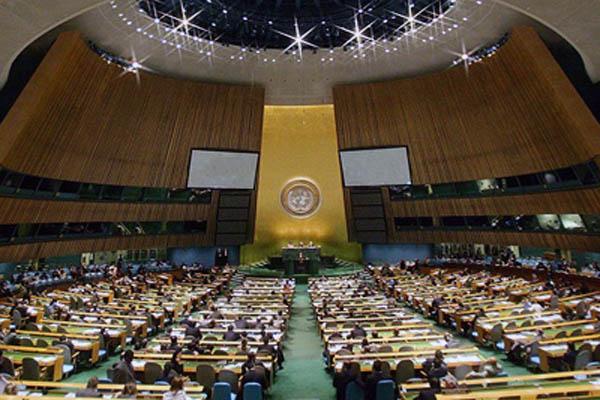 UN accepts Syria's application