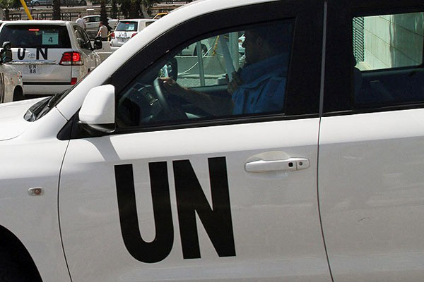 Removal of Syria's chemical weapons begins
