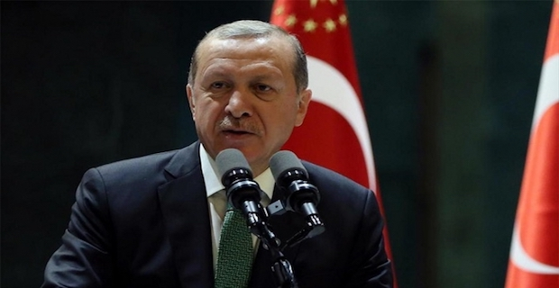 The EU should be fair on the Cyprus issue said Turkish President Erdoğan