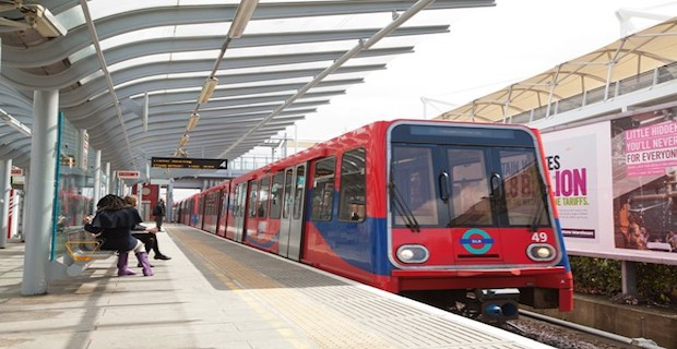 London Marathon runners ahead of four day DLR strike starting this Friday