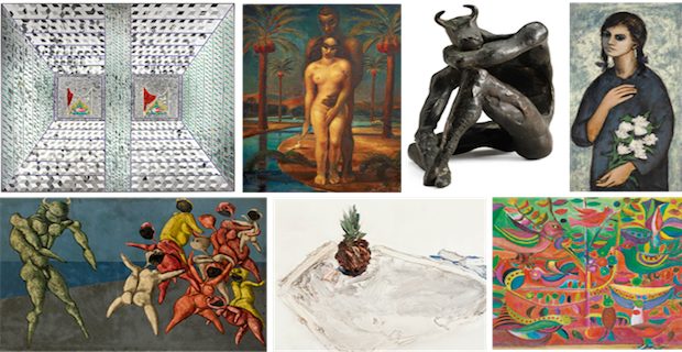 Unveiling Outstanding Highlights of  Arab, Iranian and Turkish Art at Sotheby's