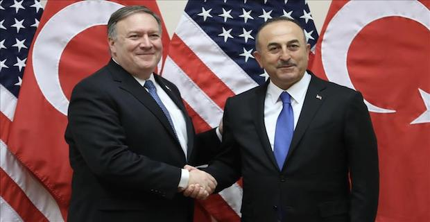 Turkish  Foreign Minister Mevlut Cavusoglu to visit Washington