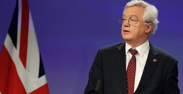 David Davis resigns as Brexit Secretary