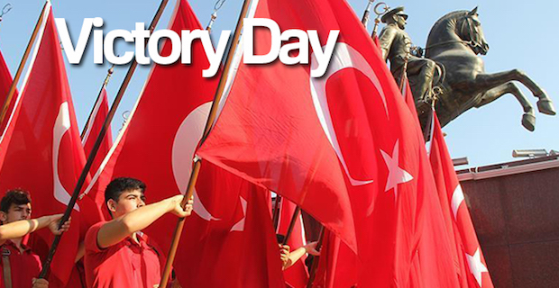 Turkey celebrates 96th anniversary of Victory Day