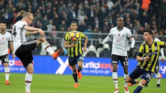 Football: Fenerbahce, Besiktas set for derby showdown