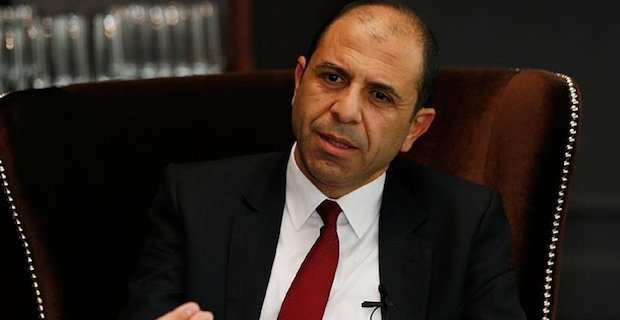 Turkish Cypriot minister to pay working visit to Turkey