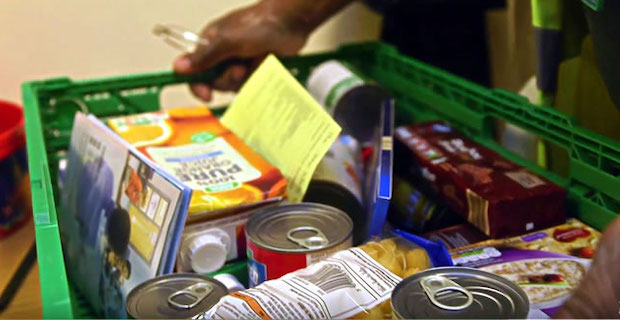 Almost 3,000 emergency food supplies given to Enfield families in crisis