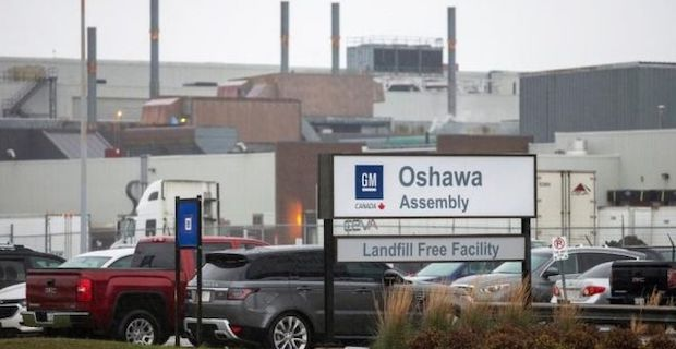 GM to slash jobs and close eight plants