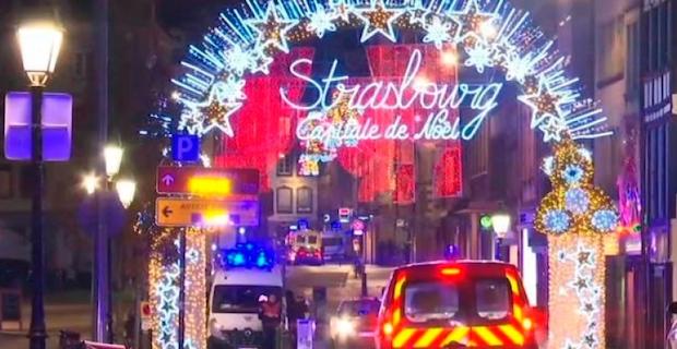 France: Shooting near Christmas market leaves 4 dead