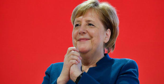 Germany's ruling party to elect Merkel's successor