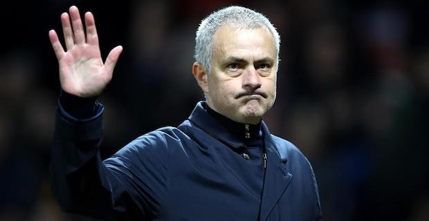 Jose Mourinho leaves Manchester United