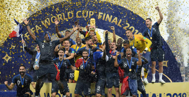 Over half of world watched FIFA World Cup Russia