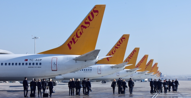 Pegasus launches flights to its third destination  in the UAE: Sharjah
