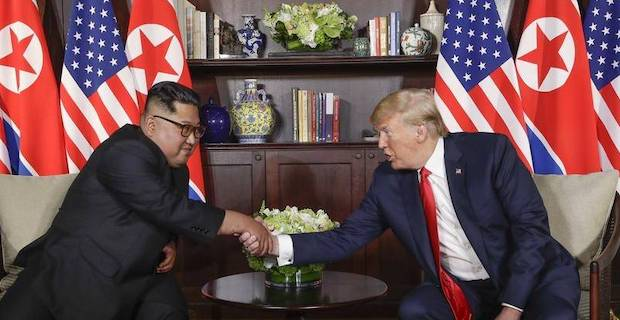 Donald Trump expects to meet North Korean leader