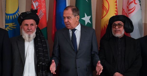 Russia: Afghan politicians to attend talks with Taliban