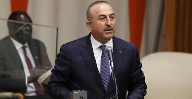 Turkish Foreign Minister,  We are moving our second platform to South Cyprus and starting to drill