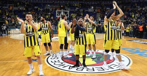 Fenerbahce Beko clinch EuroLeague regular season lead
