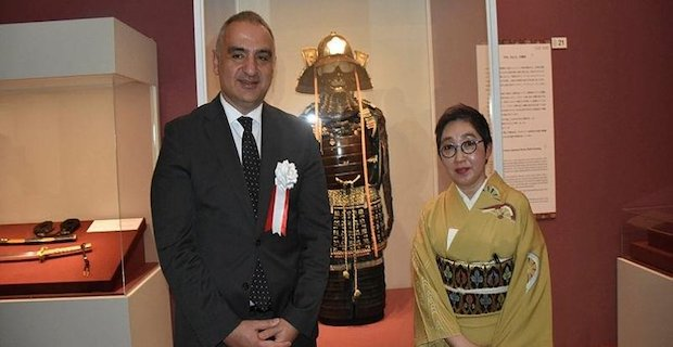 Japan marks Turkish Culture Year
