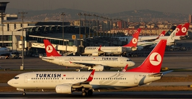 41M-plus passengers through Turkish airports in Q1