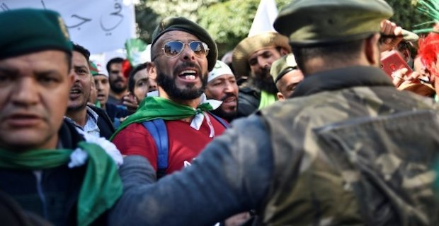 Algeria demos continue despite resignation of president