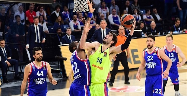194b06990 EuroLeague  Anadolu Efes