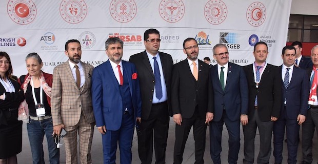HESTOUREX, Biggest B2B Platform was held in Antalya