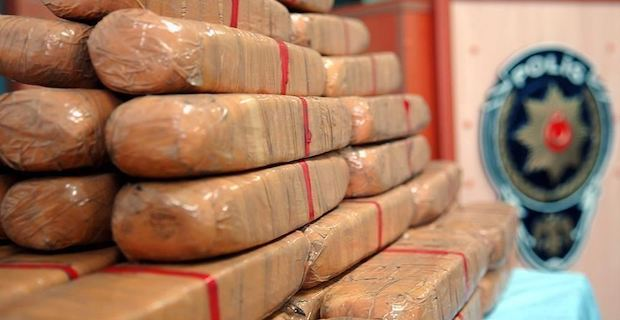 Over 285 kg of heroin seized in eastern Turkey