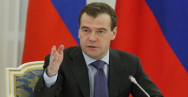 Russian PM, Russian-Ukrainian relations may improve