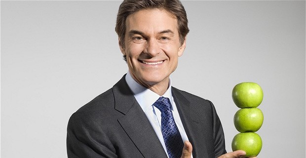 Dr. Mehmet Oz, Strong family bonds bring healthy heart