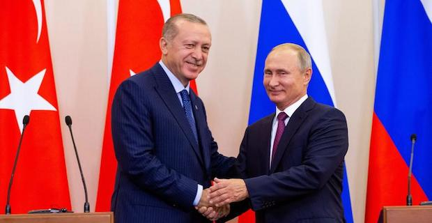 Turkey, Russia taking significant steps in Syria