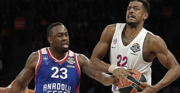 CSKA Moscow beat Anadolu Efes to win EuroLeague title