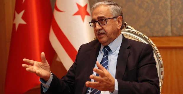 Mustafa Akıncı, We will continue to be powerful