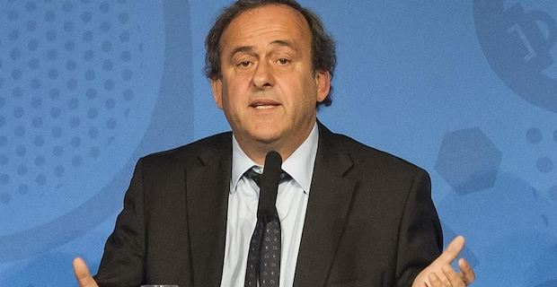 Ex-UEFA chief Platini released from custody